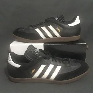 Adidas Samba Mens Casual Indoor Soccer Shoes